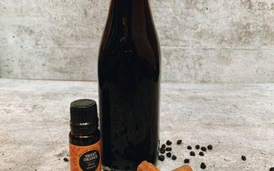 Classic Elderberry Syrup